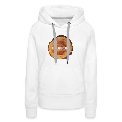 The Big Tree - Women's Premium Hoodie