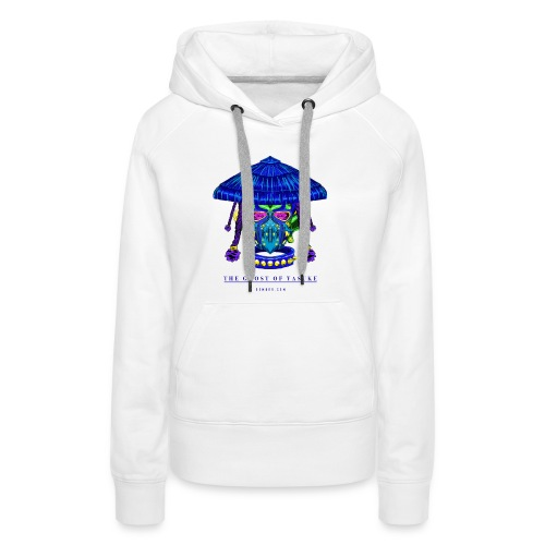 The Ghost of Yasuke: Part 3 - Women's Premium Hoodie