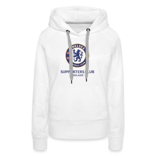 Adelaide Chelsea - Blue - Women's Premium Hoodie