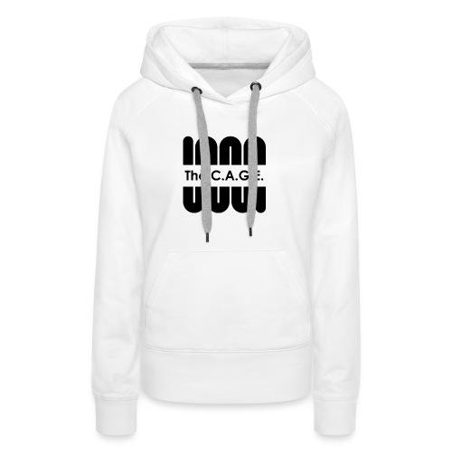 Coil black png - Women's Premium Hoodie