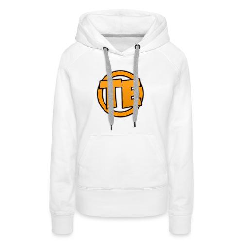 TechElement Logo Official - Women's Premium Hoodie