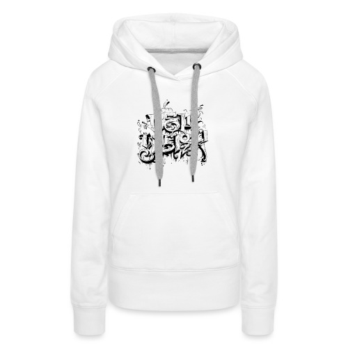Rez - NYG Design - Women's Premium Hoodie