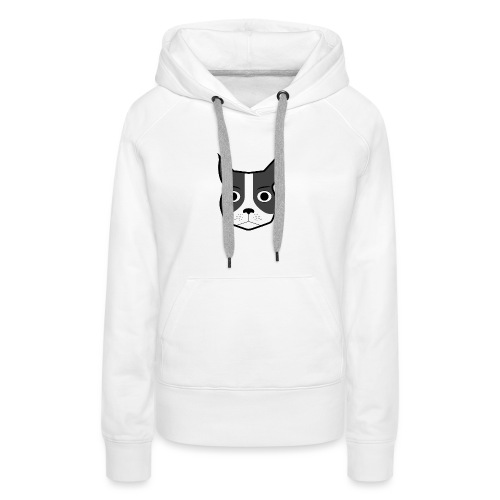 Boston Terrier - Women's Premium Hoodie