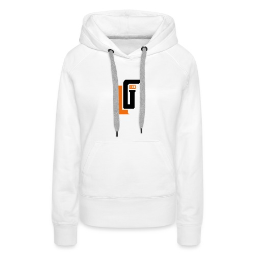 Lil Gucci Logo Hoodie - Mens - Women's Premium Hoodie