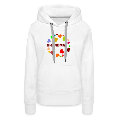 Grandma - Women's Premium Hoodie