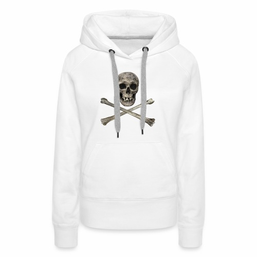 A Pirate's Bones - Women's Premium Hoodie