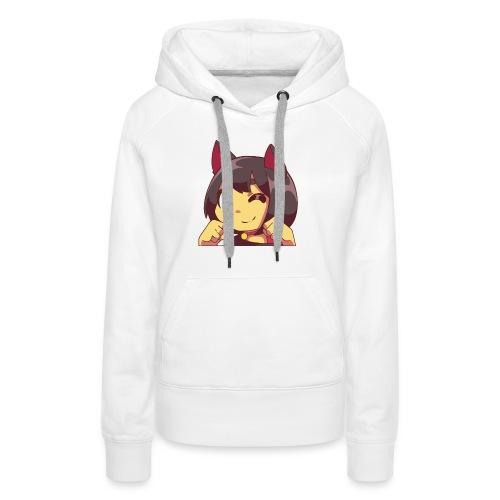 Happy Kitty - Women's Premium Hoodie