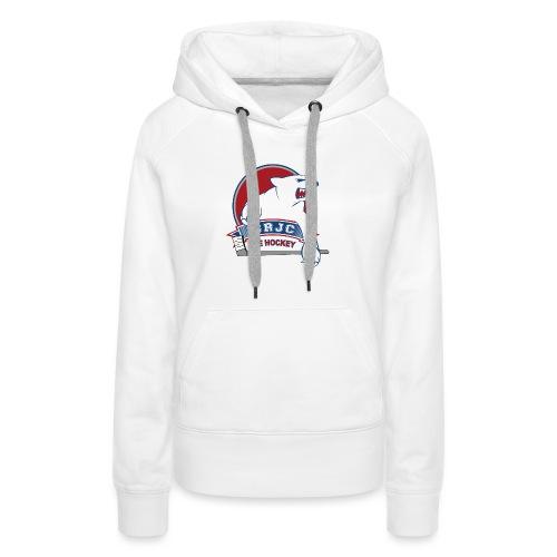 SRJC logo 2018 For White - Women's Premium Hoodie