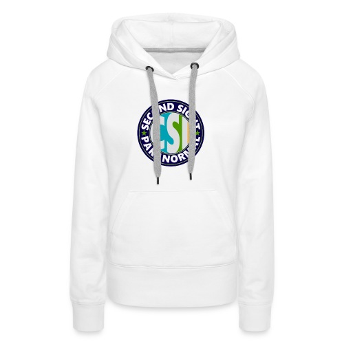 Second Sight Paranormal TV Fan - Women's Premium Hoodie