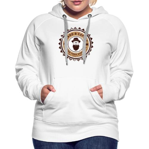 Beard and Coffee Merch - Women's Premium Hoodie
