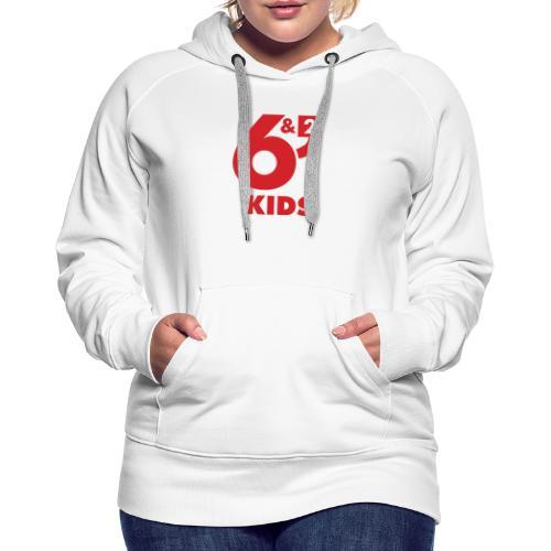 6et2 logo v2 kids 01 - Women's Premium Hoodie