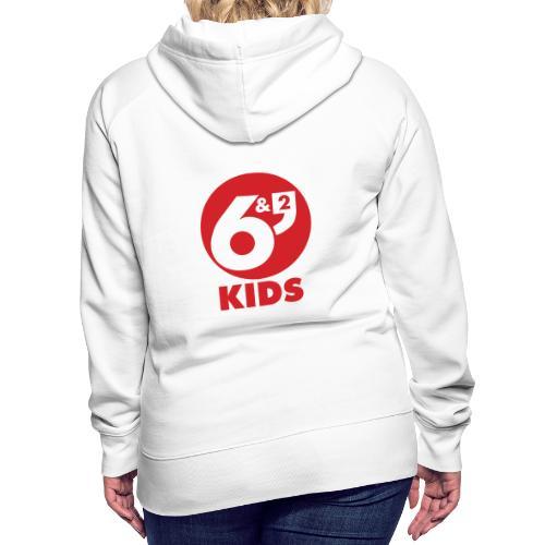 6et2 logo v2 kids 02 - Women's Premium Hoodie