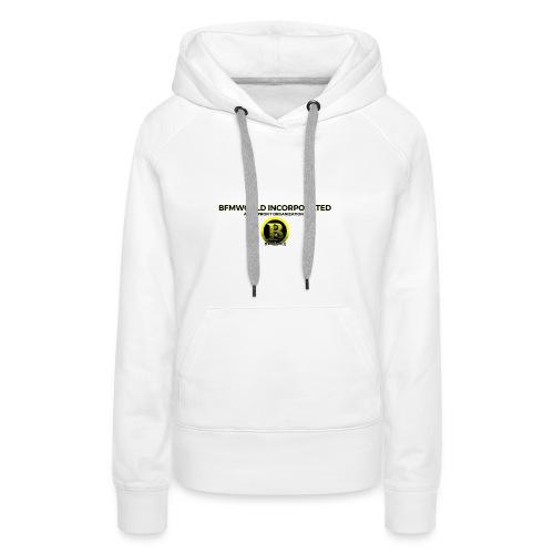 BFMWORLD INC - Women's Premium Hoodie