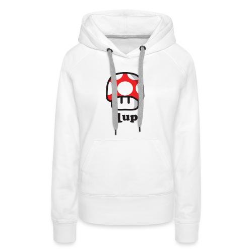 1 Up - Women's Premium Hoodie