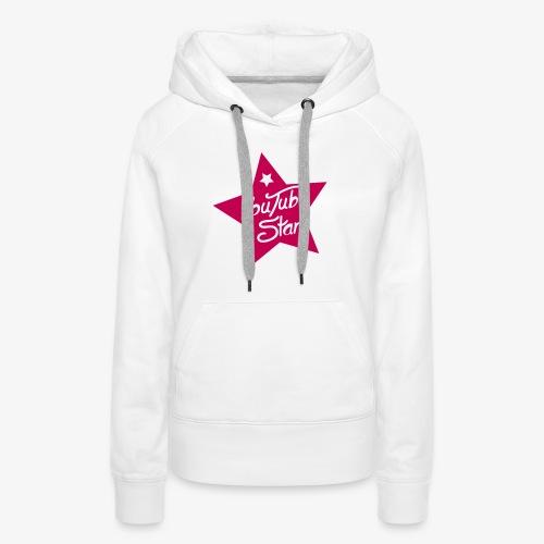 YouTube Star - Women's Premium Hoodie