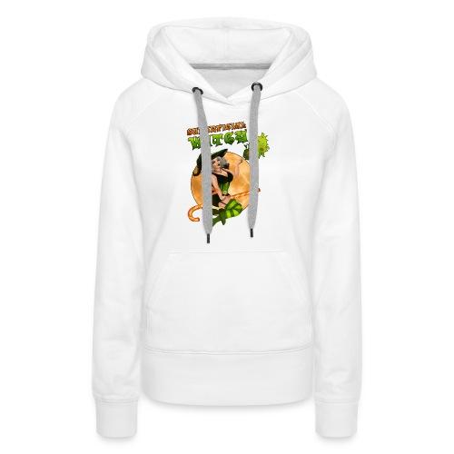 SuperficialWitch TrishaPaytas Spreadshirt png - Women's Premium Hoodie