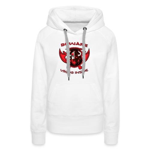 Viking Inside - Women's Premium Hoodie