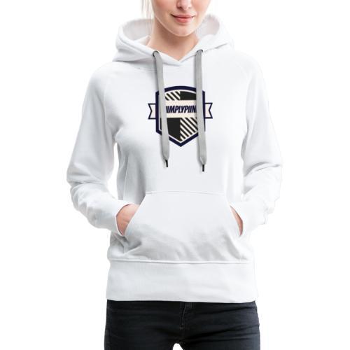 SiimplyPiink - Women's Premium Hoodie