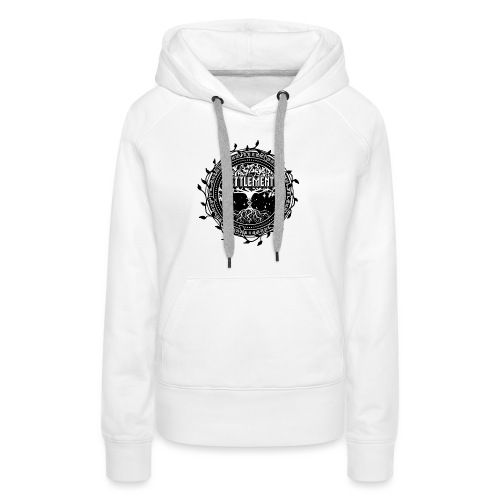Band Seal (Black) | The Settlement - Women's Premium Hoodie