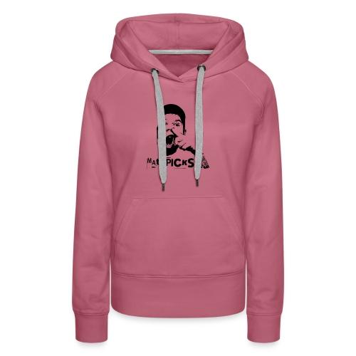 Matt Picks Shirt - Women's Premium Hoodie