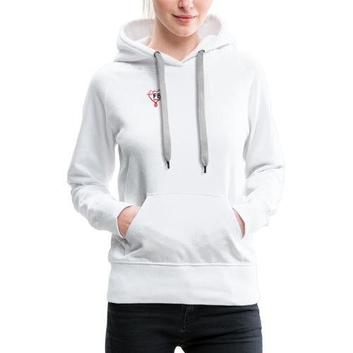 Logo Pocket - Women's Premium Hoodie