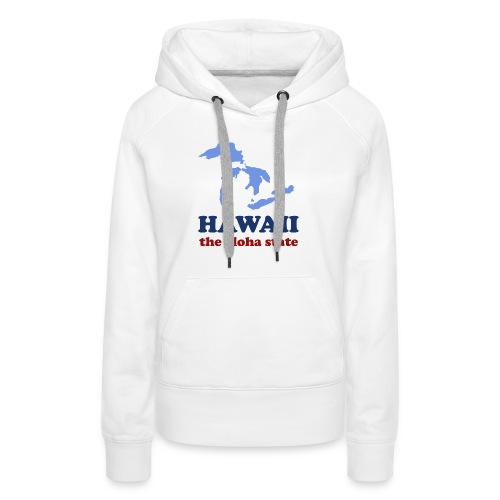 Geographically Impaired - Women's Premium Hoodie