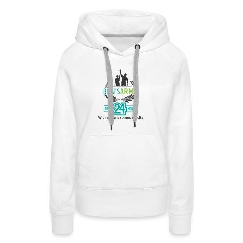 Brand designs - Women's Premium Hoodie