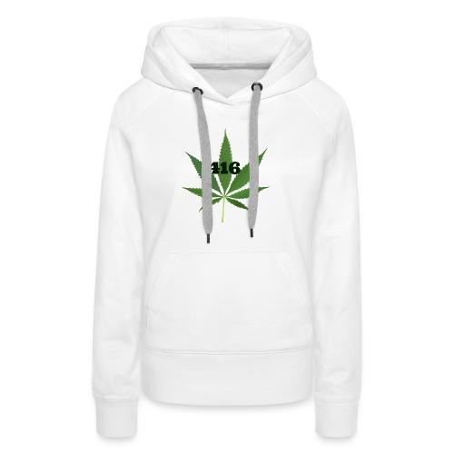 Toronto marijuana - Women's Premium Hoodie