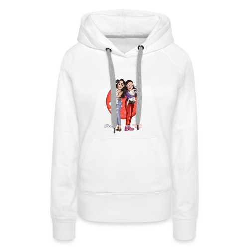 COLLEEN X MIRANDA - Women's Premium Hoodie