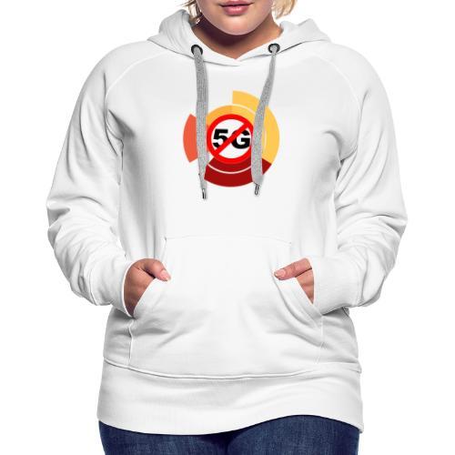 Action 5G (logo) - Women's Premium Hoodie