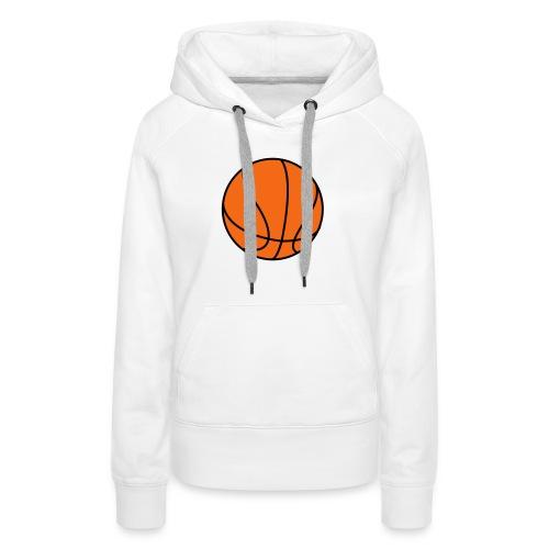 Basketball. Make your own Design - Women's Premium Hoodie