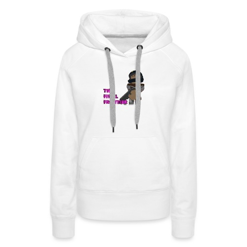 The Final Frontier Sports Items - Women's Premium Hoodie