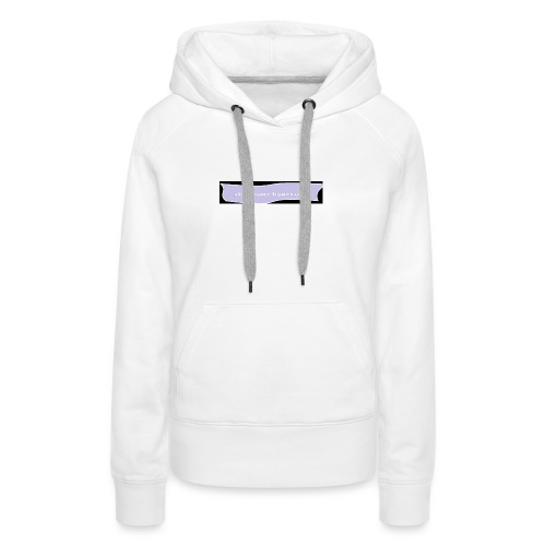 sing your heart out - Women's Premium Hoodie