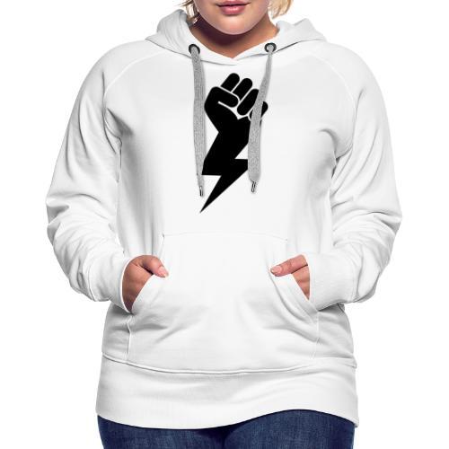 Power Fist - Women's Premium Hoodie