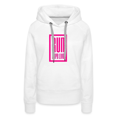 logo transparent background png - Women's Premium Hoodie