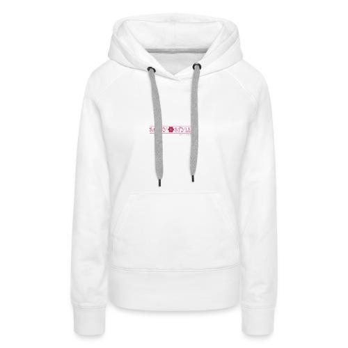 Sassy Styles Logo - Women's Premium Hoodie