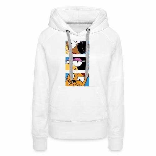 Rantdog Trio - Women's Premium Hoodie
