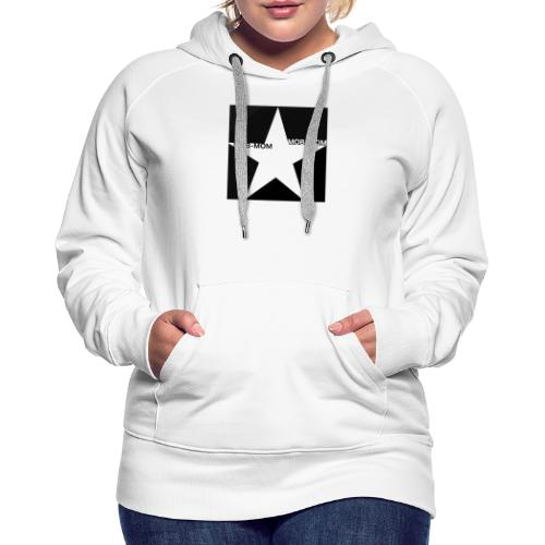 MOB-MOM FIRST DEFENDER* - Women's Premium Hoodie