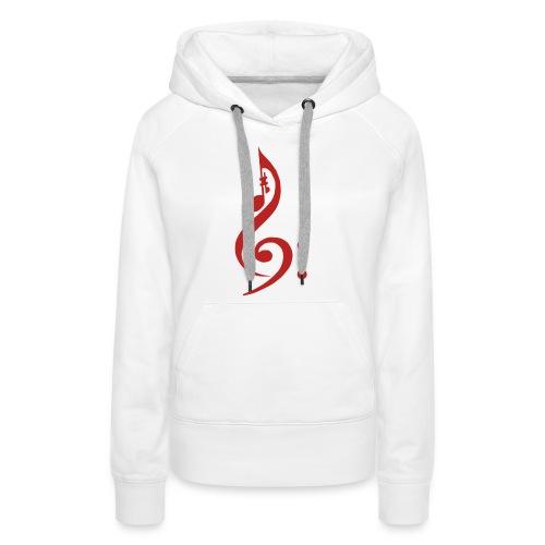 Red Key - Women's Premium Hoodie