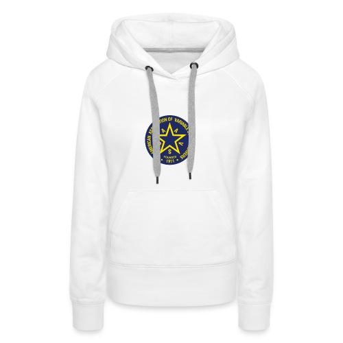 AAVSO Seal - Women's Premium Hoodie