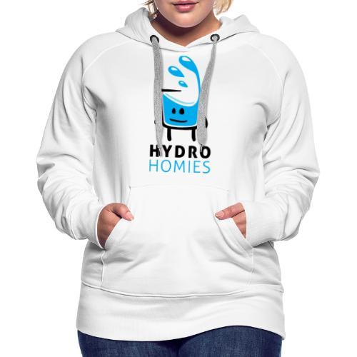 HydroHomies | Hydro Homies | Cup of Water Design - Women's Premium Hoodie
