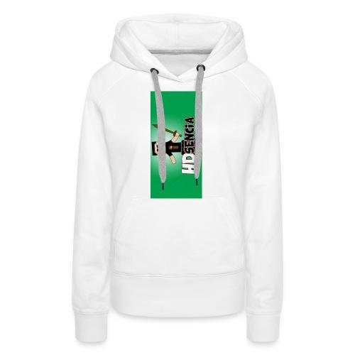 iphone5green - Women's Premium Hoodie