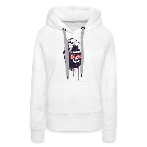xray gorilla - Women's Premium Hoodie