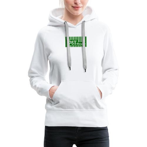 The Pot Shoppe Logo - Women's Premium Hoodie