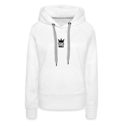Fresh World - Women's Premium Hoodie