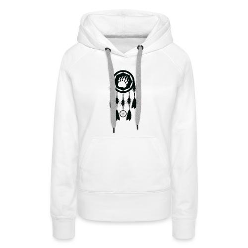 BearPawDreamCatcher - Women's Premium Hoodie