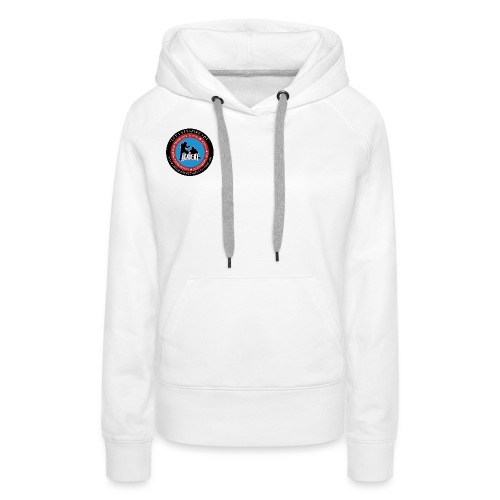 THE ACADEMY Logo MIXED MARTIAL ARTS png - Women's Premium Hoodie