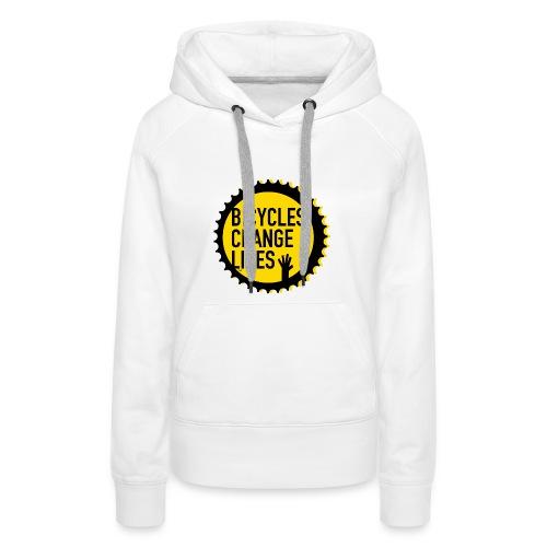 BCL Yellow Cog - Women's Premium Hoodie