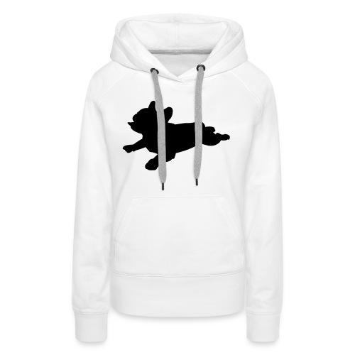 Frenchie Mom Sweatshirt - Women's Premium Hoodie