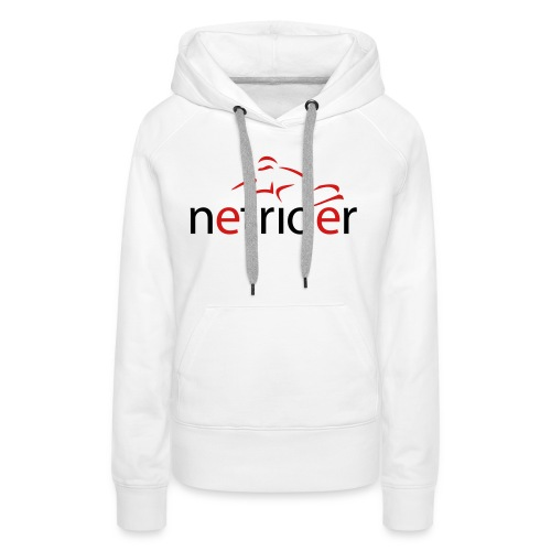 Netrider Logo - Women's Premium Hoodie
